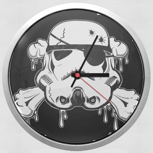 Pirate Trooper for Wall clock