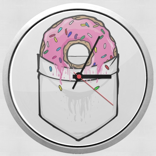 Pocket Collection: Donut Springfield for Wall clock