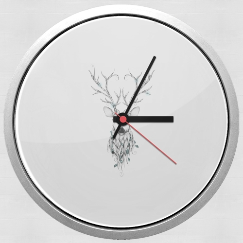Poetic Deer for Wall clock