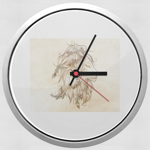Poetic Lion for Wall clock