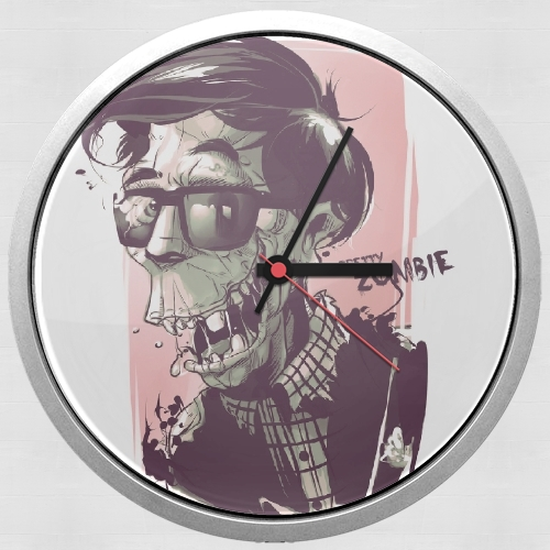 Pretty zombie for Wall clock