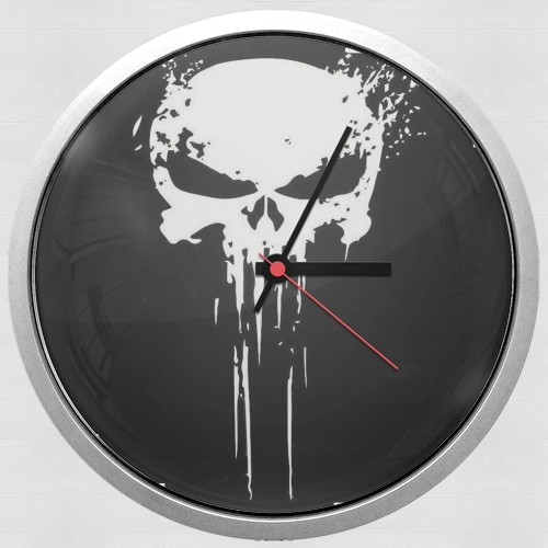Punisher Skull for Wall clock