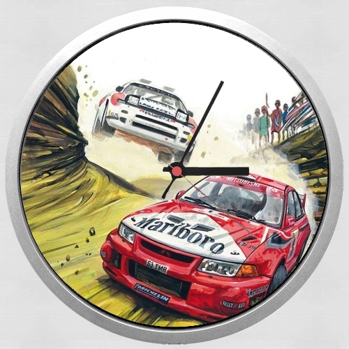 Rallye for Wall clock