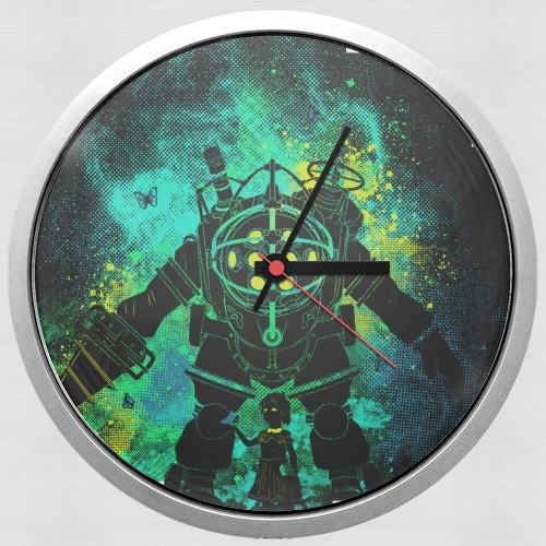 Rapture Art for Wall clock