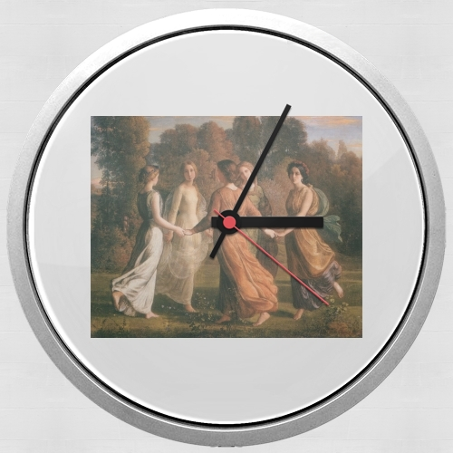 Rayons de soleil for Wall clock