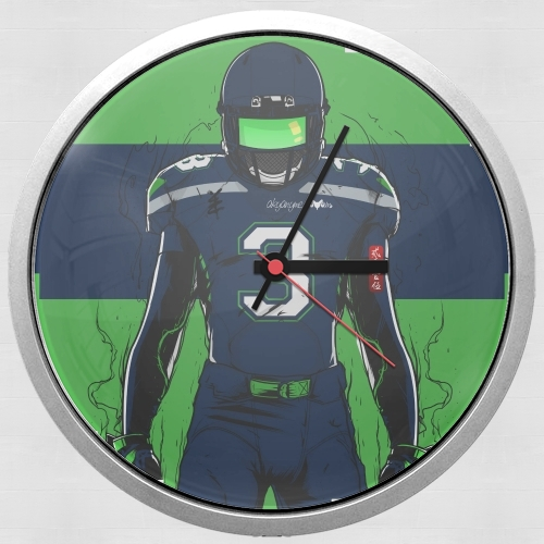 SB L Seattle for Wall clock