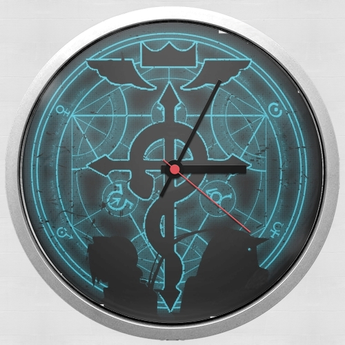 Shadow  of Alchemist for Wall clock