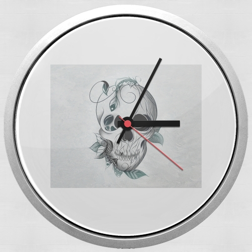 Skull Boho  for Wall clock