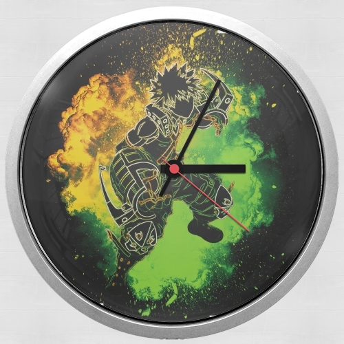 Soul of Katsuki for Wall clock