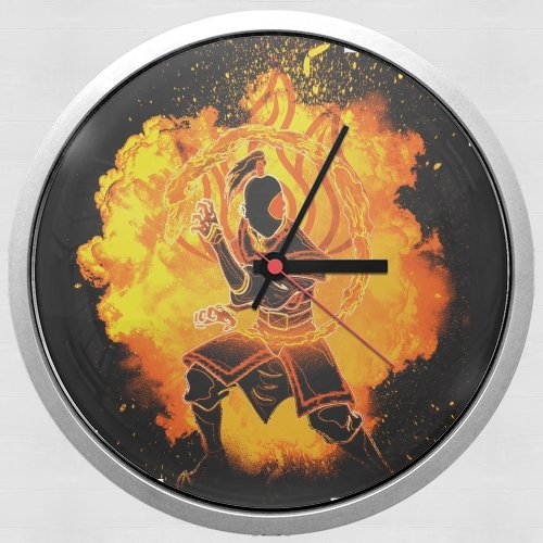 Soul of the Firebender for Wall clock