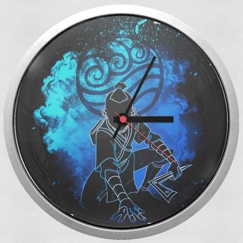 Soul of the Waterbender for Wall clock