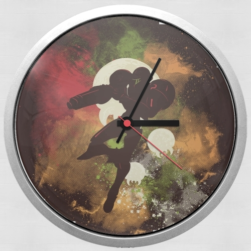 Space Hunter for Wall clock