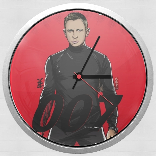 Spectre 007 for Wall clock