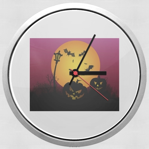 Spooky Halloween 6 for Wall clock