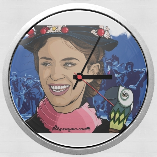 Supercalifragilisticexpialidocious for Wall clock