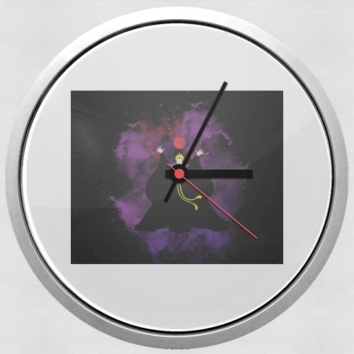 The Evil apple for Wall clock