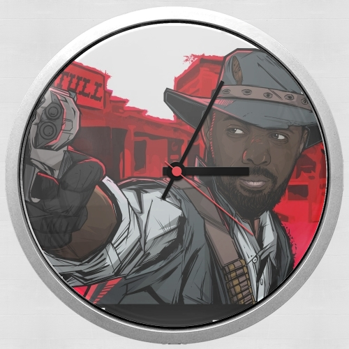 The Gunslinger for Wall clock