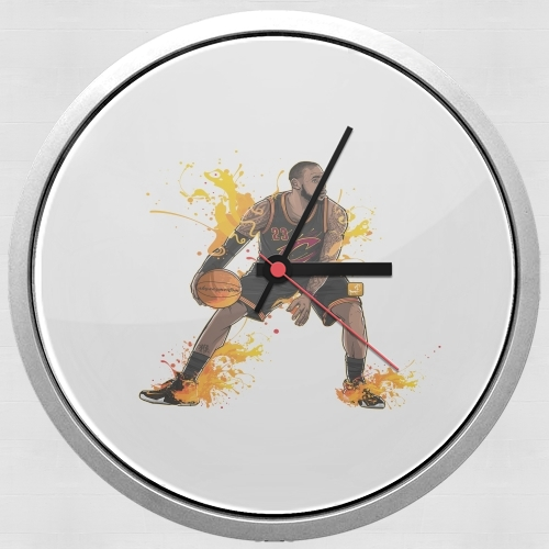 The King James for Wall clock