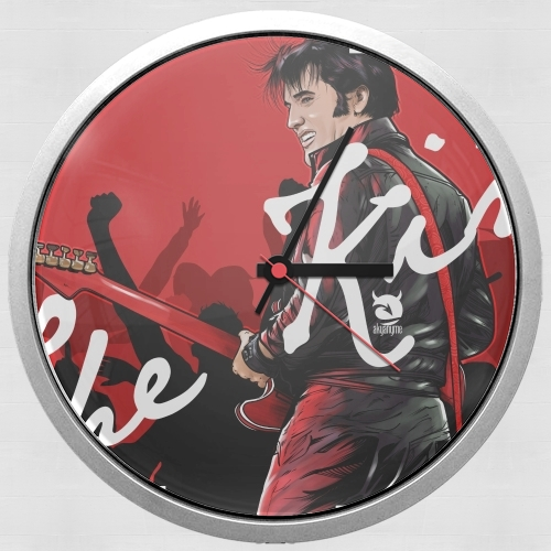 The King Presley for Wall clock