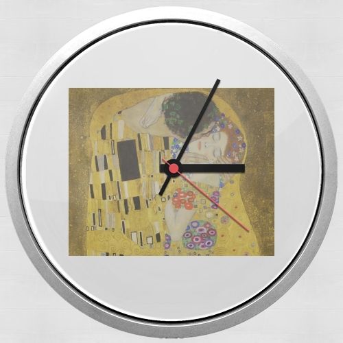 The Kiss Klimt for Wall clock
