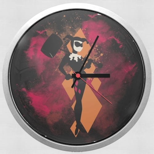 the Quinn for Wall clock