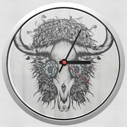The Spirit Of the Buffalo for Wall clock
