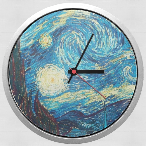 The Starry Night for Wall clock