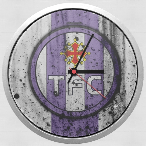 Toulouse Football Club Maillot for Wall clock