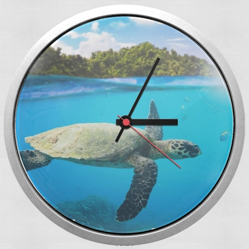 Tropical Paradise for Wall clock
