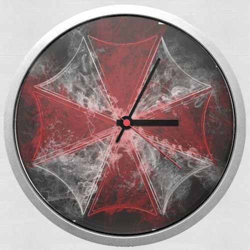 Umbrella Smoke for Wall clock