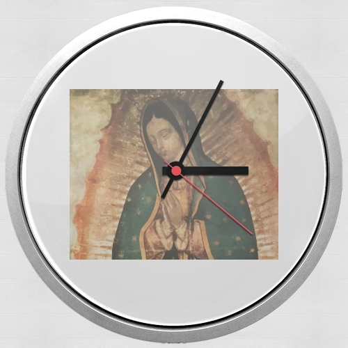 Virgen Guadalupe for Wall clock