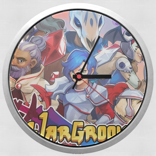 Wargroove Tactical Art for Wall clock