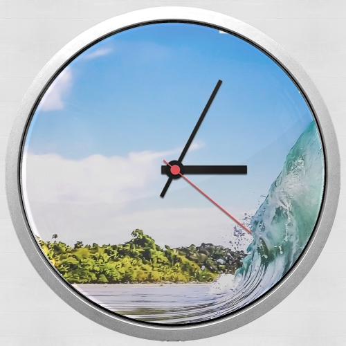 Wave Wall for Wall clock