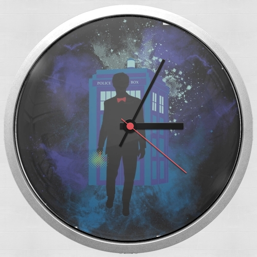 Who Space for Wall clock