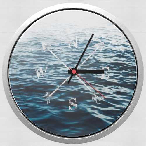 Winds of the Sea for Wall clock