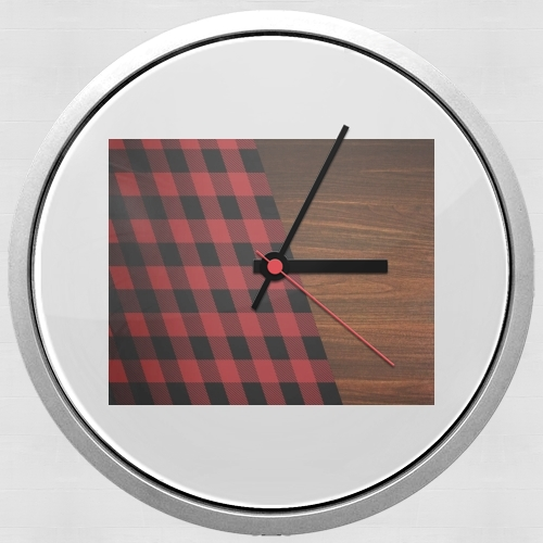 Wooden Lumberjack for Wall clock