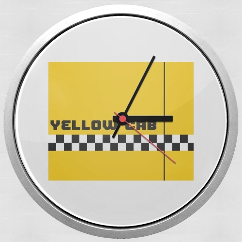 Yellow Cab for Wall clock