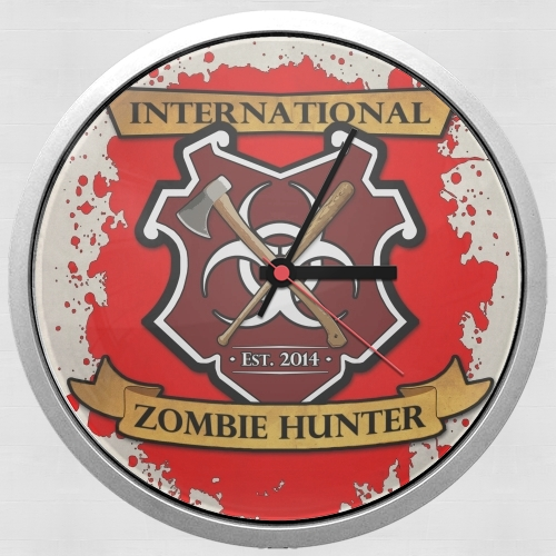 Zombie Hunter for Wall clock
