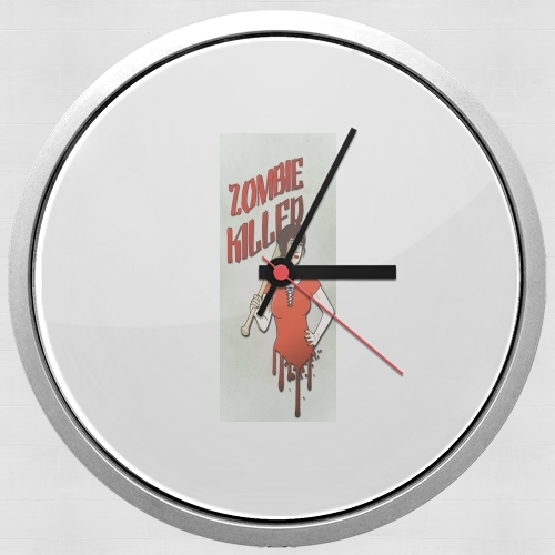 Zombie Killer for Wall clock