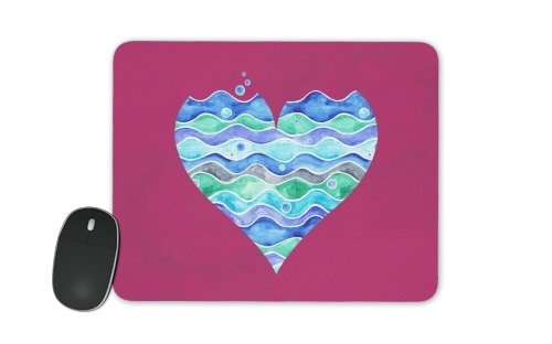A sea of Love (purple) for Mousepad