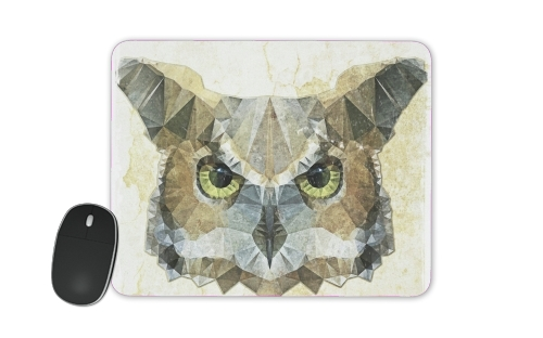 abstract owl for Mousepad
