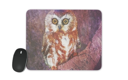 abstract cute owl for Mousepad