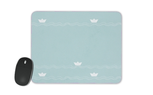 Across the Wide Sea for Mousepad