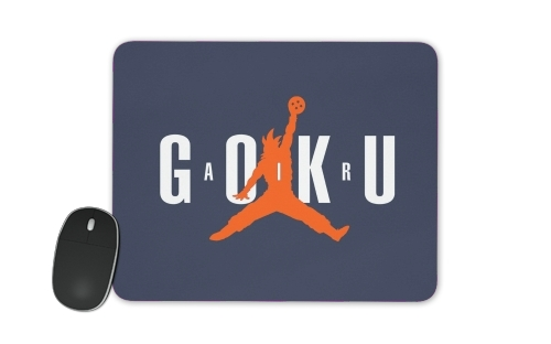 Air Goku Parodie Air jordan for Mousepad