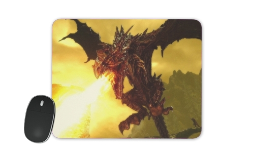 Aldouin Fire A dragon is born for Mousepad