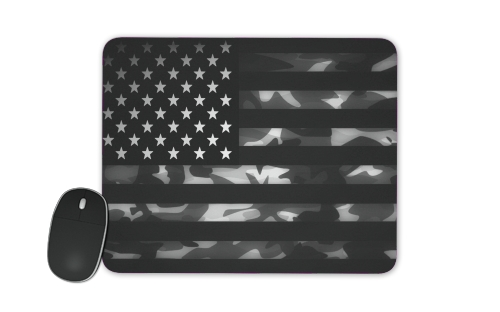 American Camouflage for Mousepad