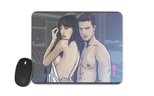 Anastasia & Christian for Mousepad