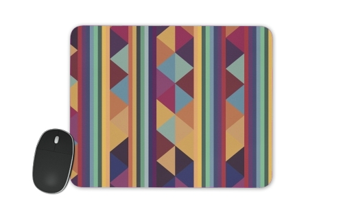 Aztec Pattern Pastel for Mousepad
