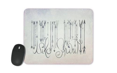 Barcode Wild Spirit for Mousepad