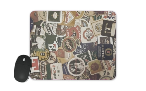 Beers of the world for Mousepad